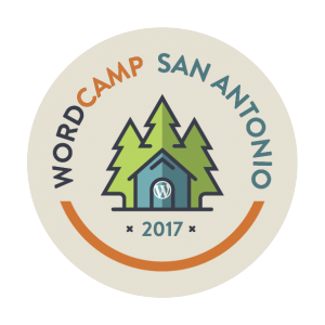 WordCamp San Antonio 2017 Logo