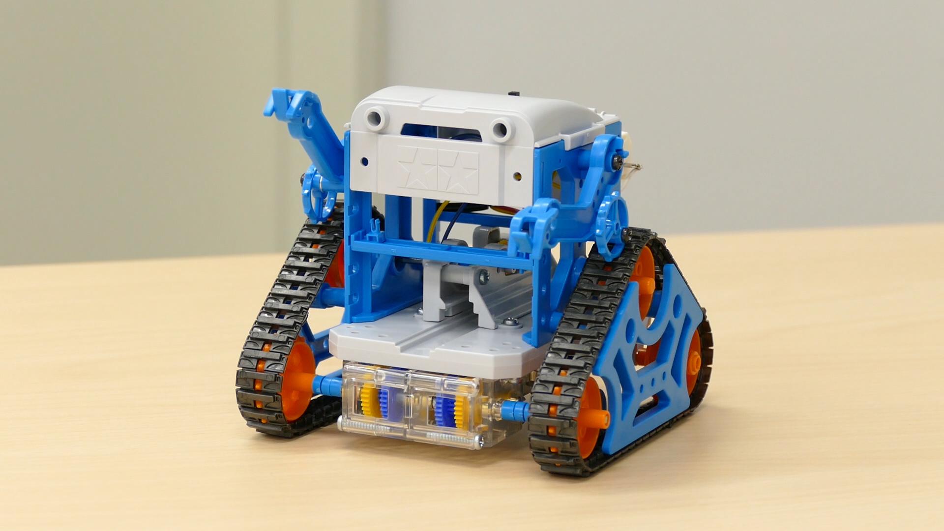 カムプログラムロボット