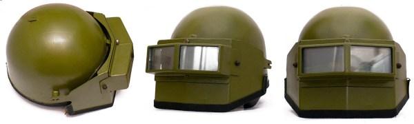Шлем Витязь-С. Обзор, фото, характеристики.