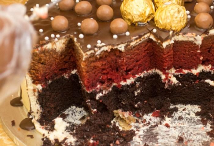 Order Rich Appetite Chocolate Ganache Cake Online
