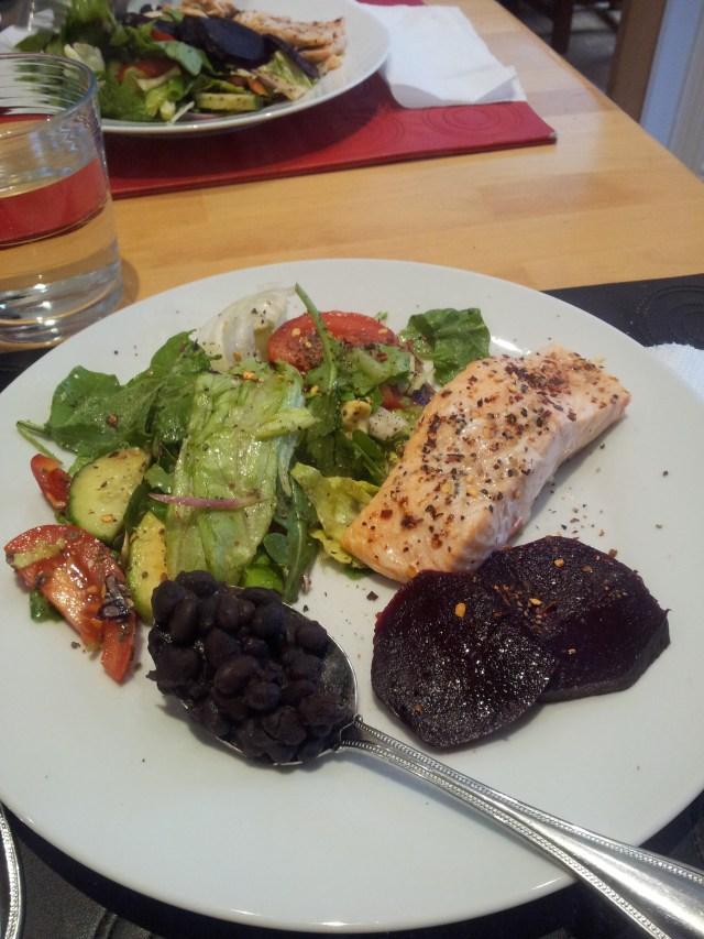 Reactive Eating with wonderful Eileen Nicholson