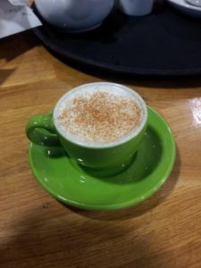 ED over Cappuccino