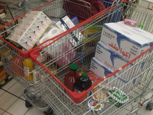 Kuwait shopping