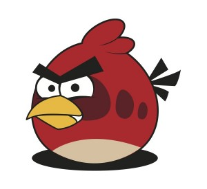 red-angry-bird-vector