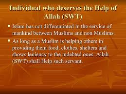 Islam service