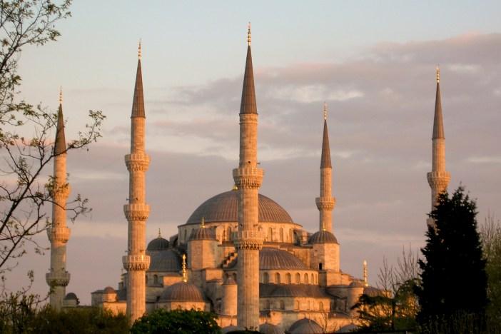 Sultanahmet Mosque Turkey