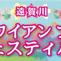 🌺出演者紹介🌺第2回遠賀川ハワイアンフェスティバル