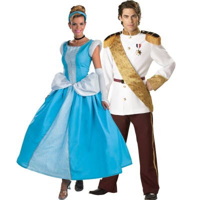 halloween-couples-costumes-cinderella-prince-charming