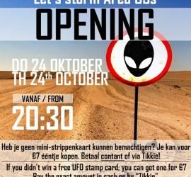 Opening UFO