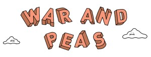 war and peas - comics