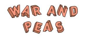 war and peas - comics -linsedition