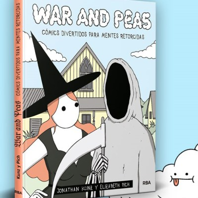 War and Peas - Spanish Book RBA - Elizabeth Pich and Jonathan Kunz