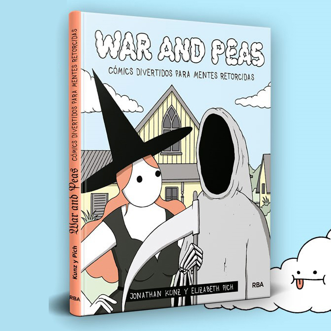 War and Peas - Spanish Book RBA - Elizabeth Pich and Jonathan Kunz