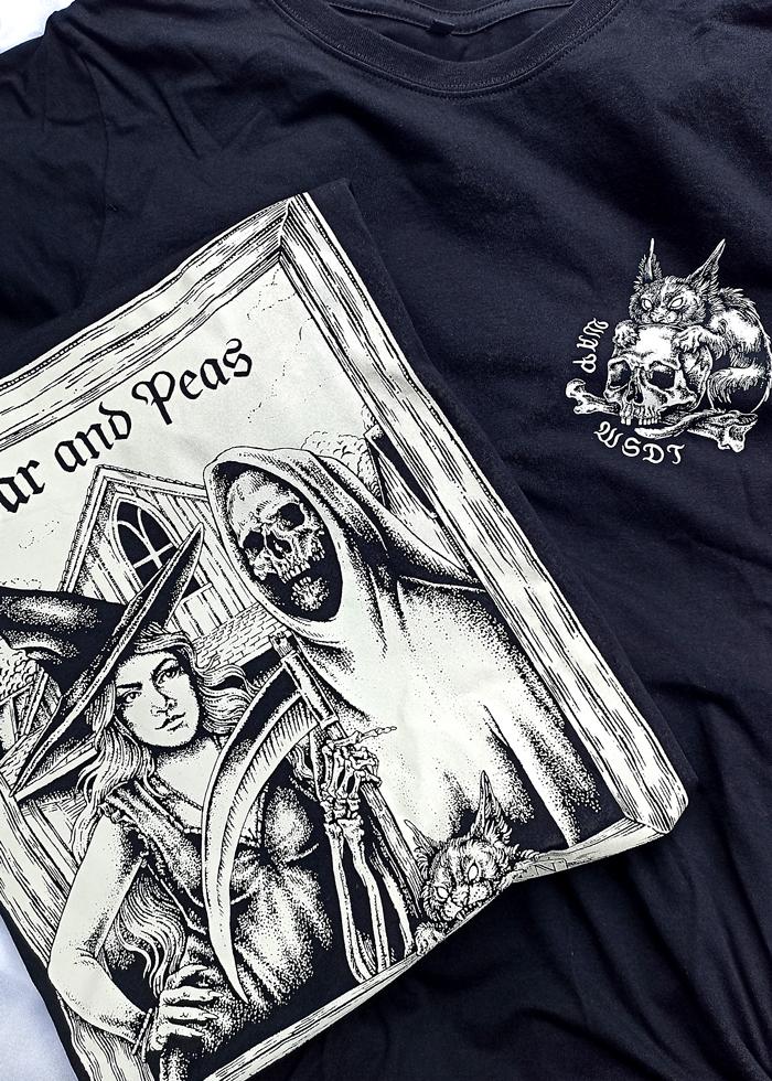 WSDT x War and Peas Collection Crews Shirt