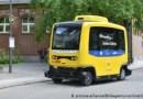 ڈرائیور کے بغیر چلنے والی خودکار بسیں برلن کی سڑکوں پر