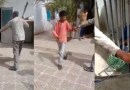 वायरल: गुजरात के पोरबंदर में दो छोटे बच्चों को बेरहमी से पीटने का वीडियो