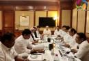 مہاراشٹر : حکومت سازی کے لئے کانگریس اور این سی پی کی میٹنگوں کا سلسلہ جاری