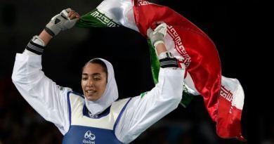 ایرانی خاتون ایتھلیٹ کا وطن واپس نہ جانے کا اعلان