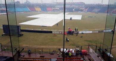 تیسرا ٹی ٹوئنٹی بارش کے باعث منسوخ، پاکستان کی پہلی پوزیشن برقرار