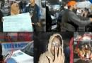 हैदराबाद: CAA-NRC के खिलाफ़ प्रदर्शन कर रही महिलाओं को पुलिस ने रोकने की कोशिश की!