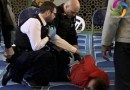 مسجد میں گھس کر مؤذن پر چاقو سے حملہ