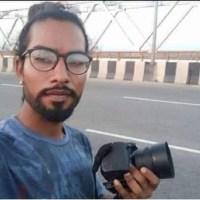 آسام میں زخمی شخص کے سینےپر گودنے والے صحافی کو  گرفتار کرلیاگیا