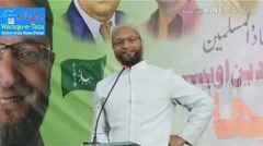 Asaduddin owaisi Parbhani Speech 9 Oct 2019