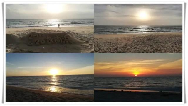 宮古島,サンセット,絶景,おすすめ,長間浜