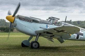 Aircraft Restoration Company Hispano HA-1112-M1L Buchón