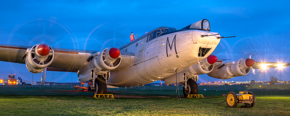 Avro Shackleton WR963