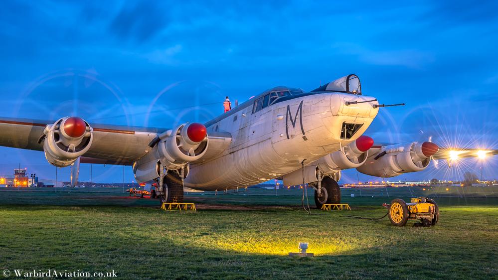 Avro Shackleton WR 963