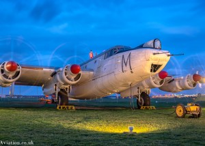 Avro Shackleton WR 963