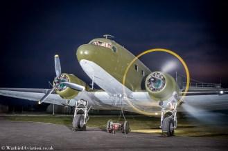 Douglas Dakota IV C-47B