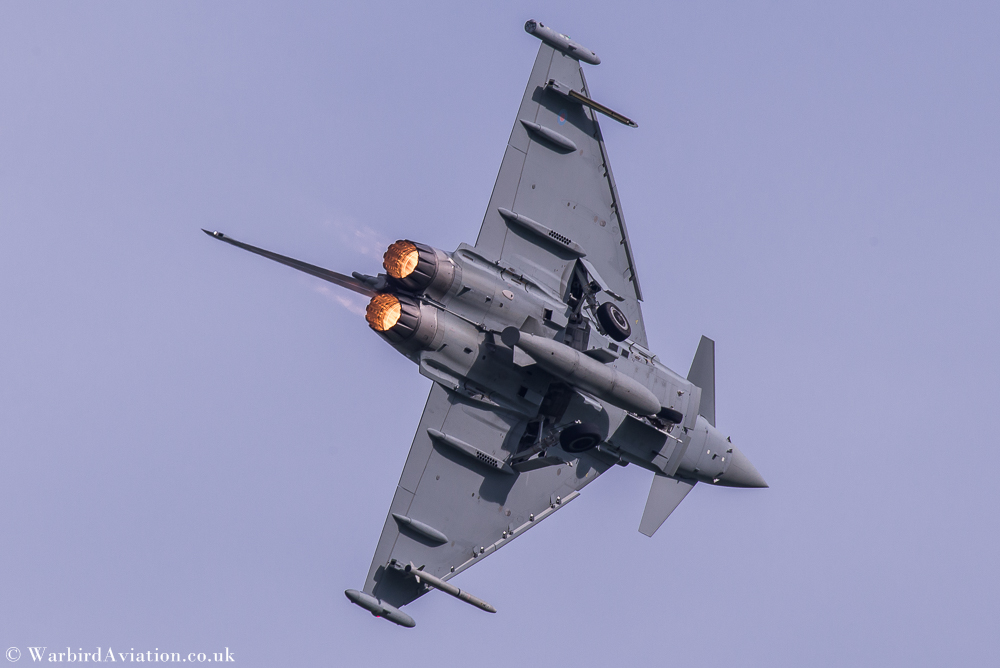 Eurofighter EF-2000 Typhoon FGR4 ZK352