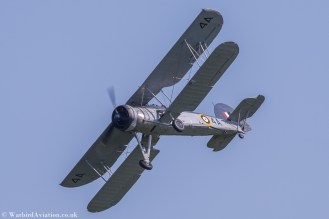RNHF Fairey Swordfish Mk.I W5856