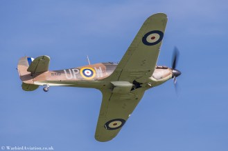 R4118 Hawker Hurricane