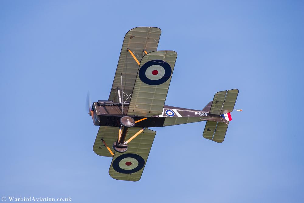 RAF SE5a F904
