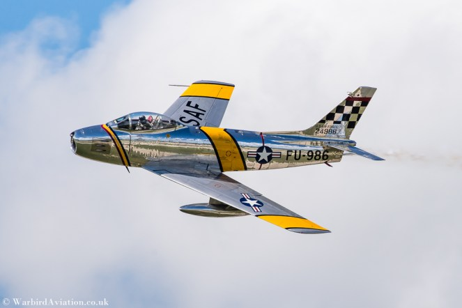 North American F86 Sabre
