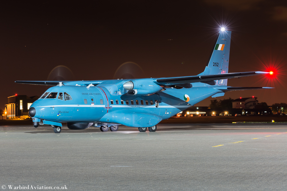 Irish Air Corps Casa CN235 Maritime Patrol