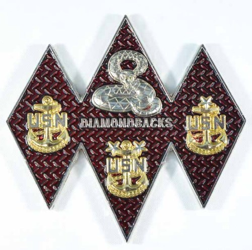 VFA-102 Diamondbacks Coin