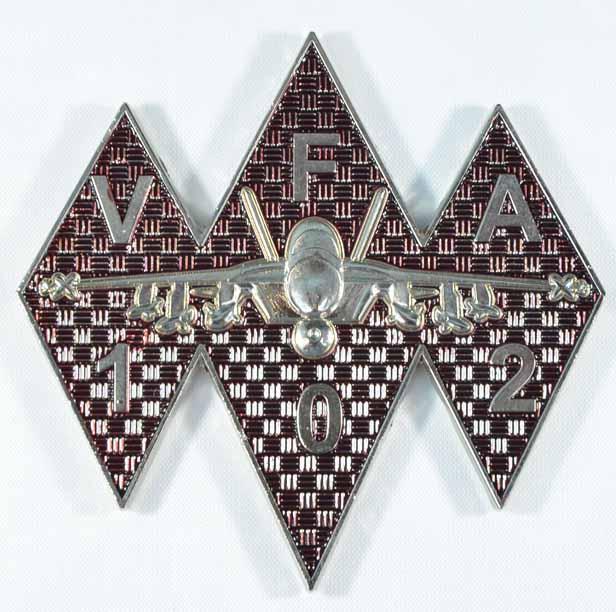 VFA-102 Diamondbacks Coin