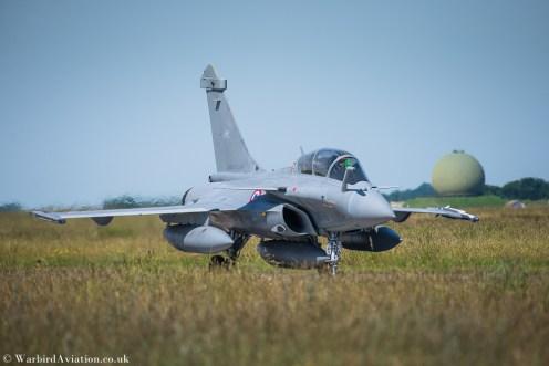 French Rafale B (306)/30-IB