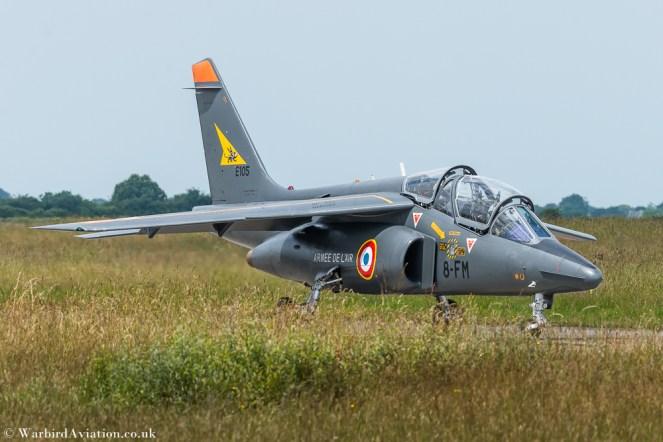 Dassault Breguet Alpha Jet E105/8-FM