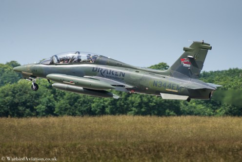Draken International Aermacchi MB-339CB