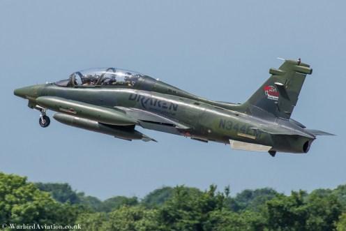 Draken International Aermacchi MB-339CB