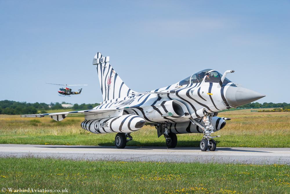 Rafale M 36 Arctic Tiger Scheme