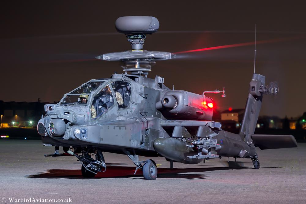 AgustaWestland Apache AH1 (Z225)
