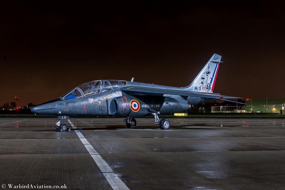 Armée de Terre Alpha Jet