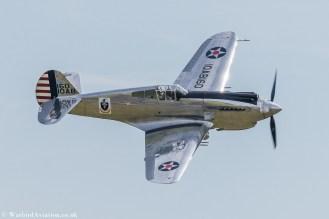 Curtiss P-40C Warhawk 41-13357