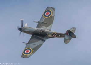 Vickers Armstrong Spitfire MV268